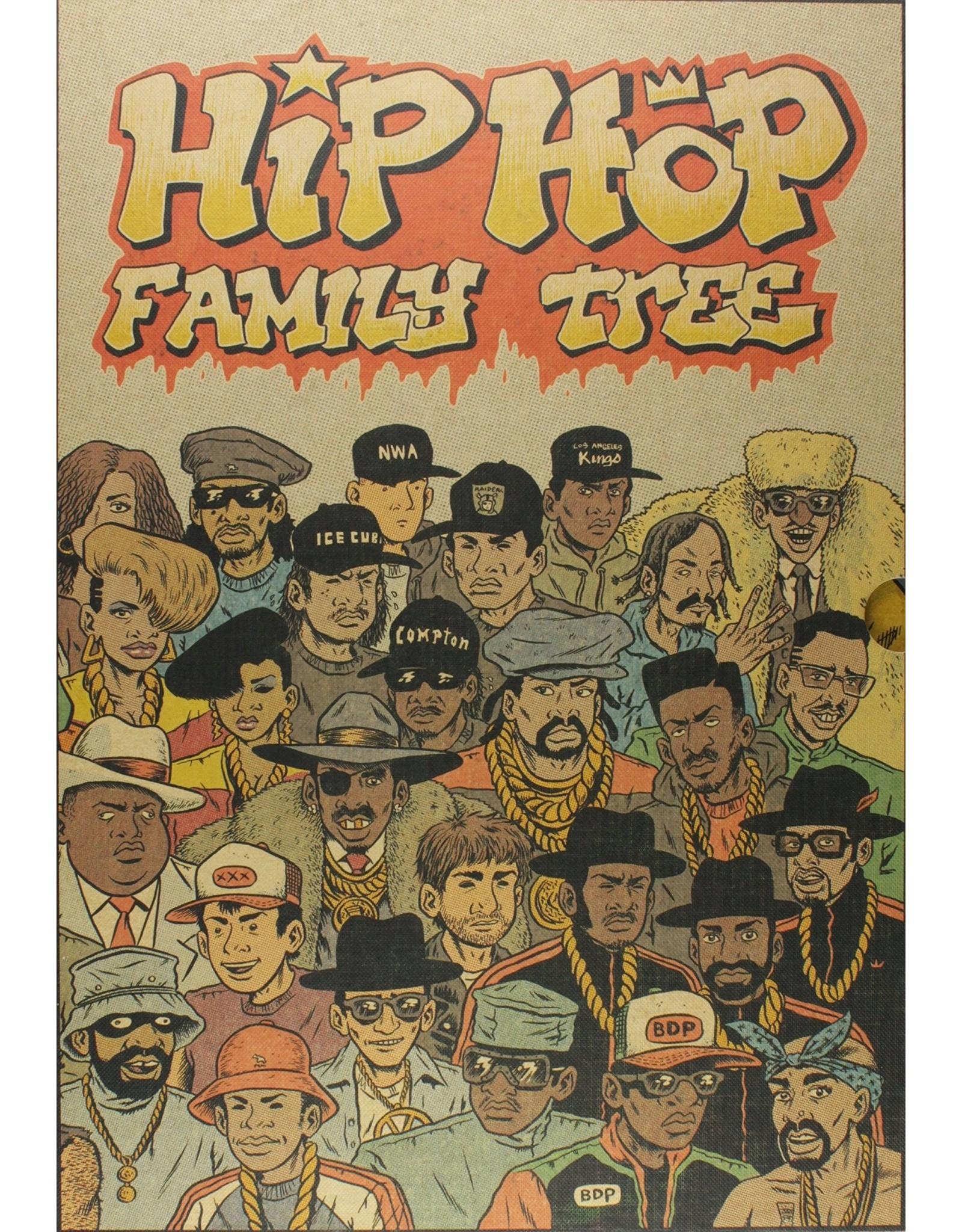 FANTAGRAPHICS BOOKS HIP HOP FAMILY TREE GN BOX SET 1983-1985