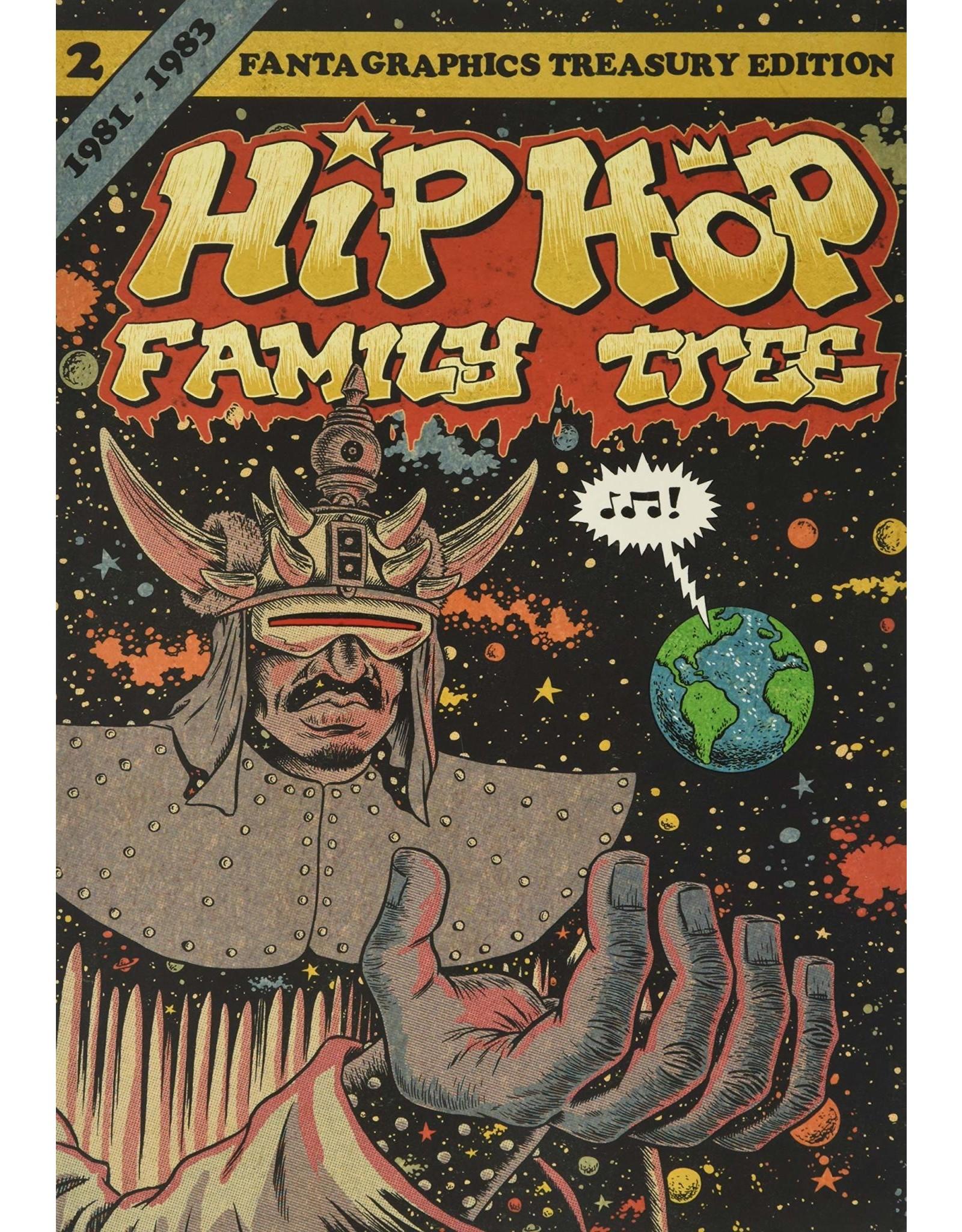 FANTAGRAPHICS BOOKS HIP HOP FAMILY TREE GN VOL 02 1981-1983