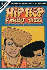 FANTAGRAPHICS BOOKS HIP HOP FAMILY TREE GN VOL 04 1984-1985