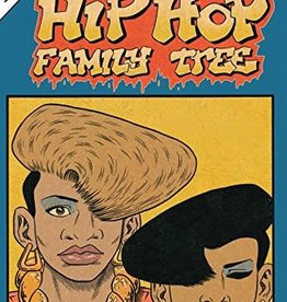 FANTAGRAPHICS BOOKS HIP HOP FAMILY TREE GN VOL 04 1984-1985