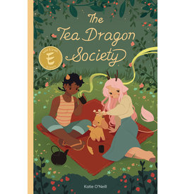 ONI PRESS INC. TEA DRAGON SOCIETY GN