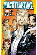 IDW PUBLISHING INDESTRUCTIBLE VOLUME 01 NOT SO MUCH TRADE PAPERBACK