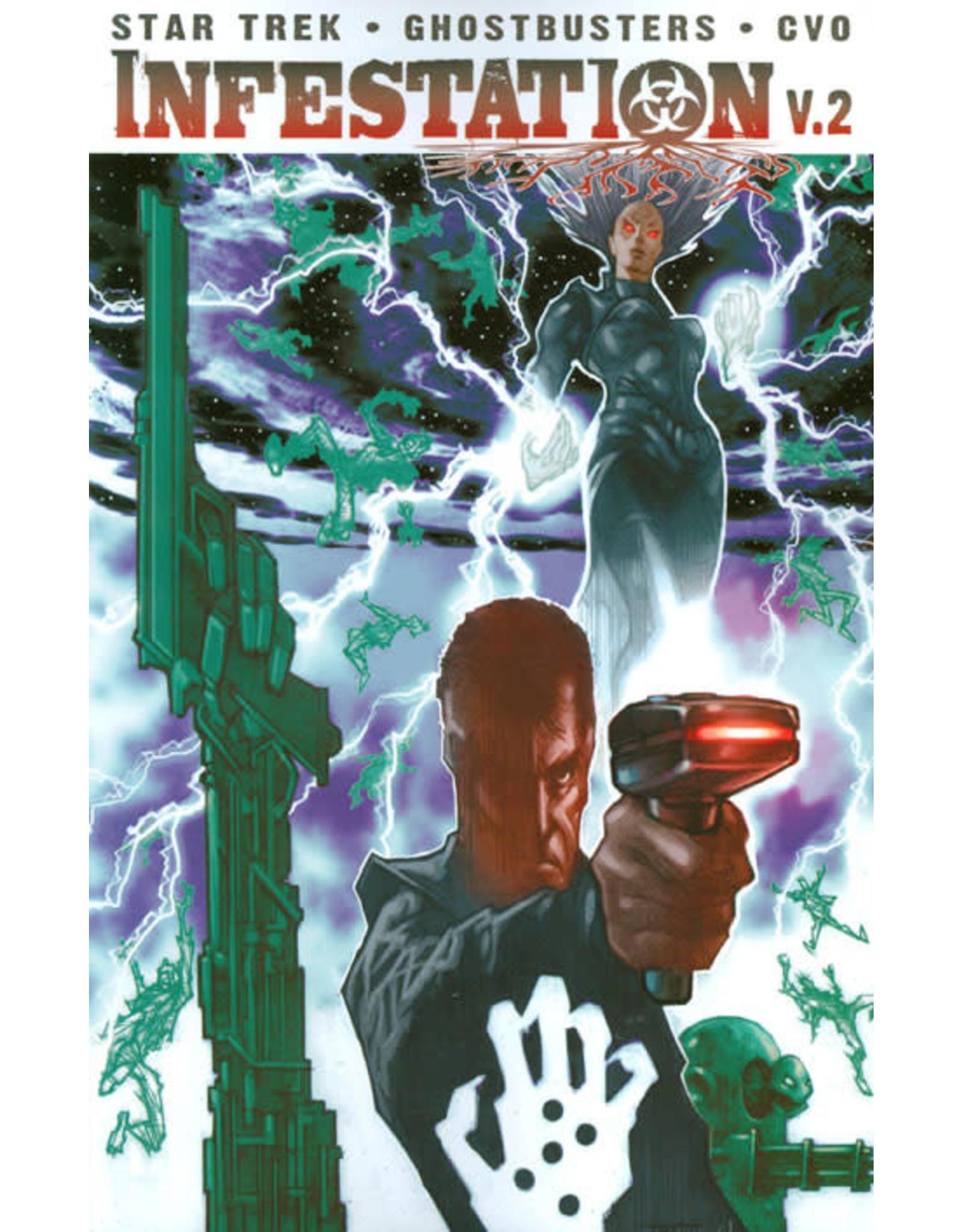 IDW PUBLISHING INFESTATION VOLUME 02 TRADE PAPERBACK