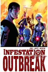 IDW PUBLISHING INFESTATION OUTBREAK TRADE PAPERBACK