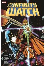 MARVEL COMICS THE INFINITY WATCH VOLUME 01 TRADE PAPERBACK