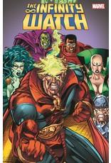 MARVEL COMICS THE INFINITY WATCH VOLUME 02 TRADE PAPERBACK