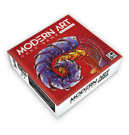 CMON PRODUCTIONS MODERN ART CARD GAME