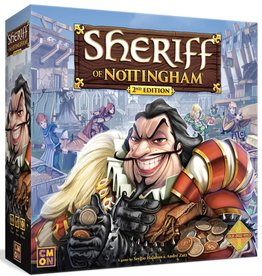 CMON PRODUCTIONS SHERIFF OF NOTTINGHAM 2ND EDITION