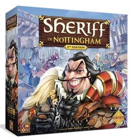 CMON PRODUCTIONS SHERIFF OF NOTTINGHAM 2ND EDITION