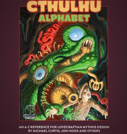 GOODMAN GAMES THE CTHULHU ALPHABET