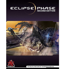 POSTHUMAN STUDIOS ECLIPSE PHASE 2ND ED CORE RULEBOOK