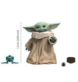 HASBRO TOY GROUP SW MAN BLACK SERIES THE CHILD 6IN SCALE AF (OCT199141)