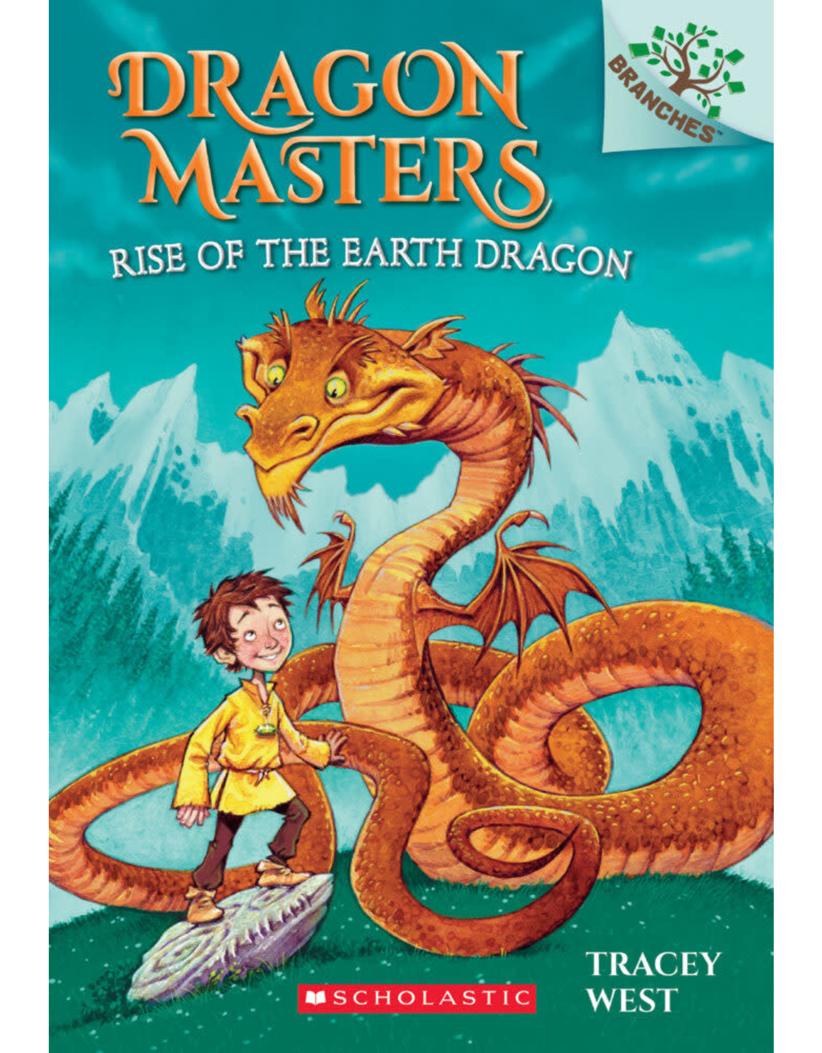 SCHOLASTIC INC. DRAGON MASTERS #1 RISE OF THE EARTH DRAGON