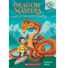 SCHOLASTIC INC. DRAGON MASTERS #1 RISE OF THE EARTH DRAGON