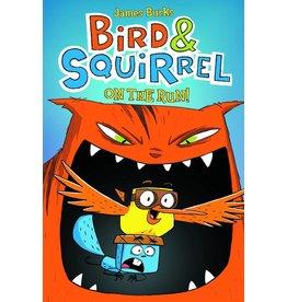 GRAPHIX BIRD & SQUIRREL GN #1 ON THE RUN