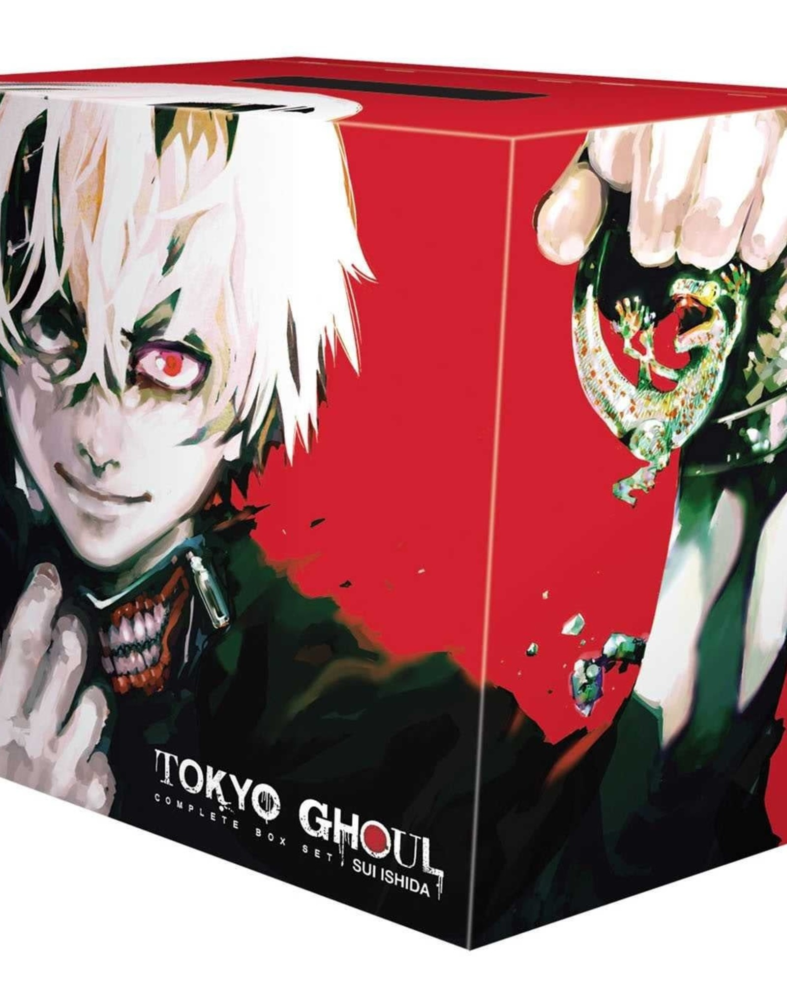 TOKYO GHOUL COMPLETE BOX SET VOL 1-14