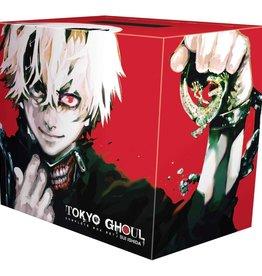 TOKYO GHOUL COMPLETE BOX SET VOL 1-14