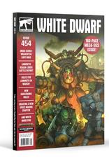 GAMES WORKSHOP WHITE DWARF #454
