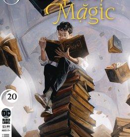 DC COMICS BOOKS OF MAGIC #20