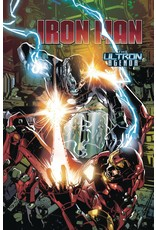 MARVEL COMICS IRON MAN TP VOL 04 ULTRON AGENDA