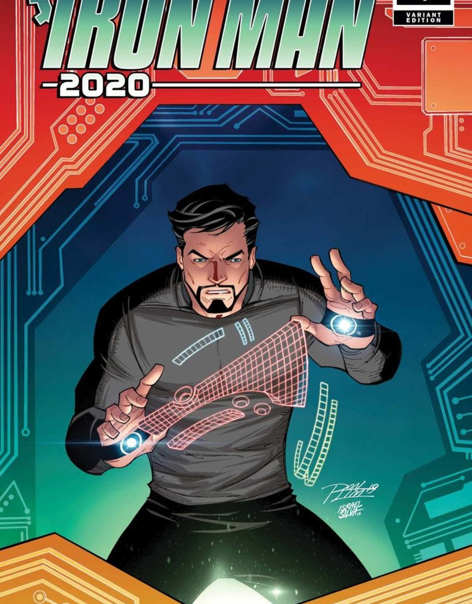 MARVEL COMICS IRON MAN 2020 #4 (OF 6) RON LIM VAR