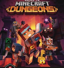 DEL REY GUIDE TO MINECRAFT DUNGEONS HC