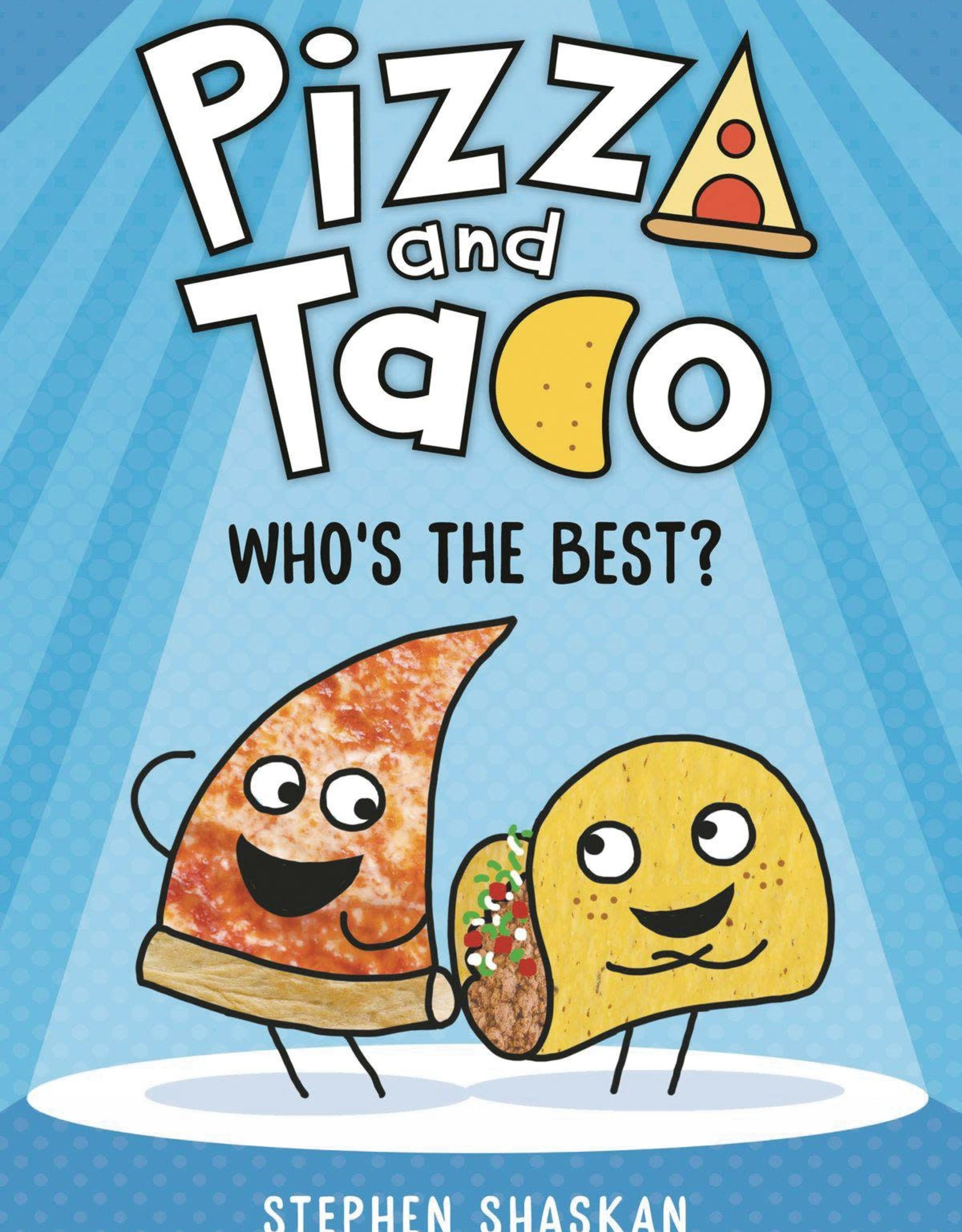 PIZZA AND TACO YA GN VOL 01 WHOS THE BEST