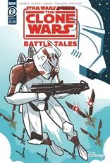IDW PUBLISHING STAR WARS ADVENTURES CLONE WARS #2 (OF 5) CVR A CHARM