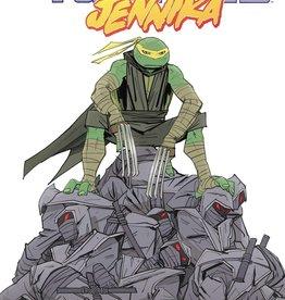 IDW PUBLISHING TMNT JENNIKA #3 (OF 3) CVR A REVEL
