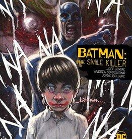 DC COMICS BATMAN THE SMILE KILLER #1 KAARE ANDREWS VAR ED