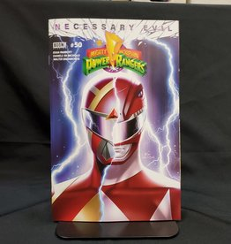 BOOM! STUDIOS MIGHTY MORPHIN POWER RANGERS #50 50 COPY LEE INCENTIVE VARIANT