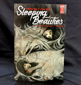 IDW PUBLISHING SLEEPING BEAUTIES #1 25 COPY INCENTIVE NANEVA VARIANT
