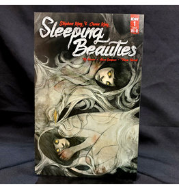 IDW PUBLISHING SLEEPING BEAUTIES #1 25 COPY INCENTIVE NANEVA VARIANT