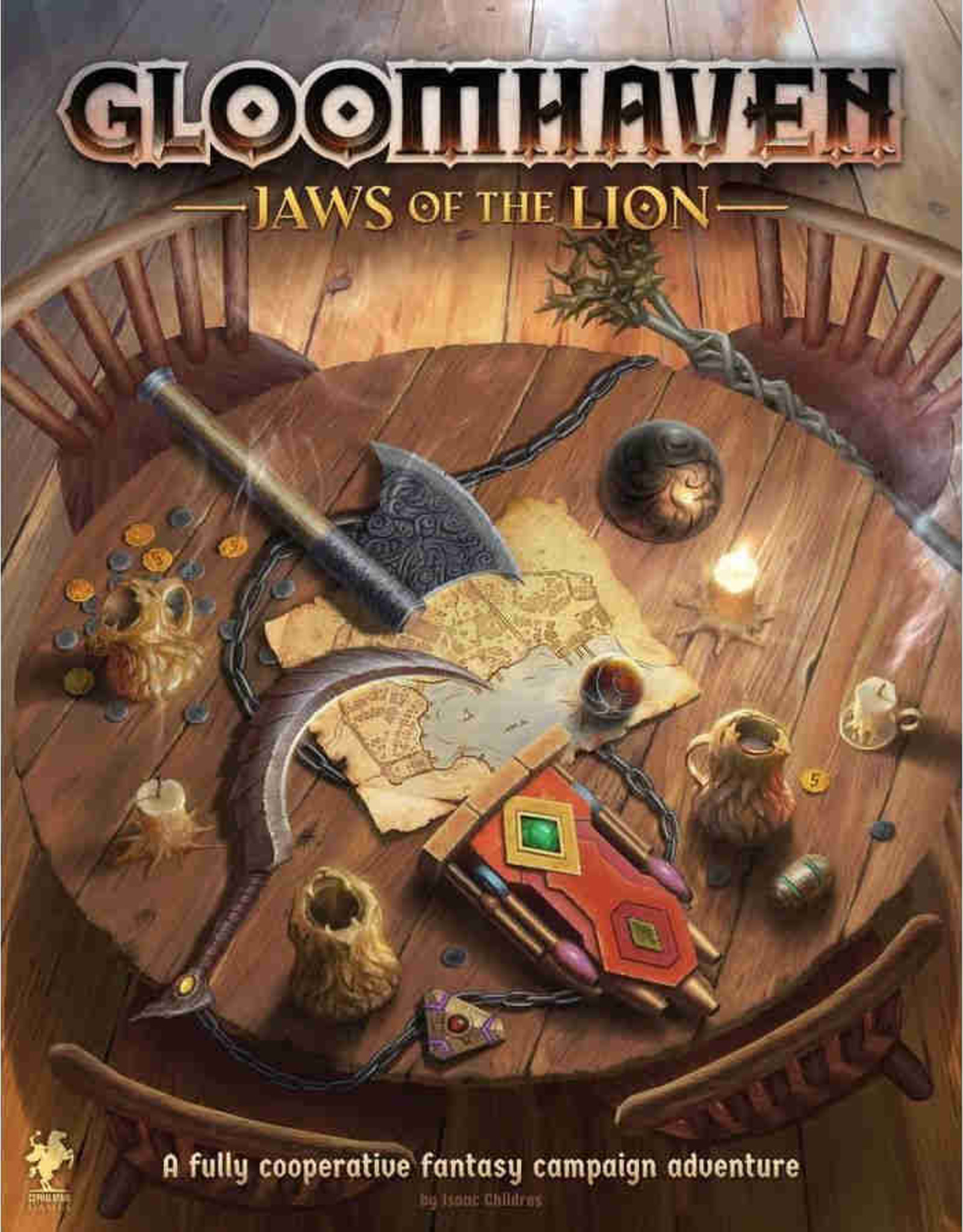 GLOOMHAVEN: JAWS OF THE LION PRE-ORDER