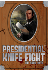 PRESIDENTIAL KNIFE FIGHT: THE CARD GAME