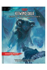 WIZARDS OF THE COAST D&D RPG 5E: ICEWIND DALE: RIME OF THE FROSTMAIDEN