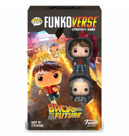 FUNKO POP! FUNKOVERSE STRATEGY GAME BACK TO THE FUTURE 100