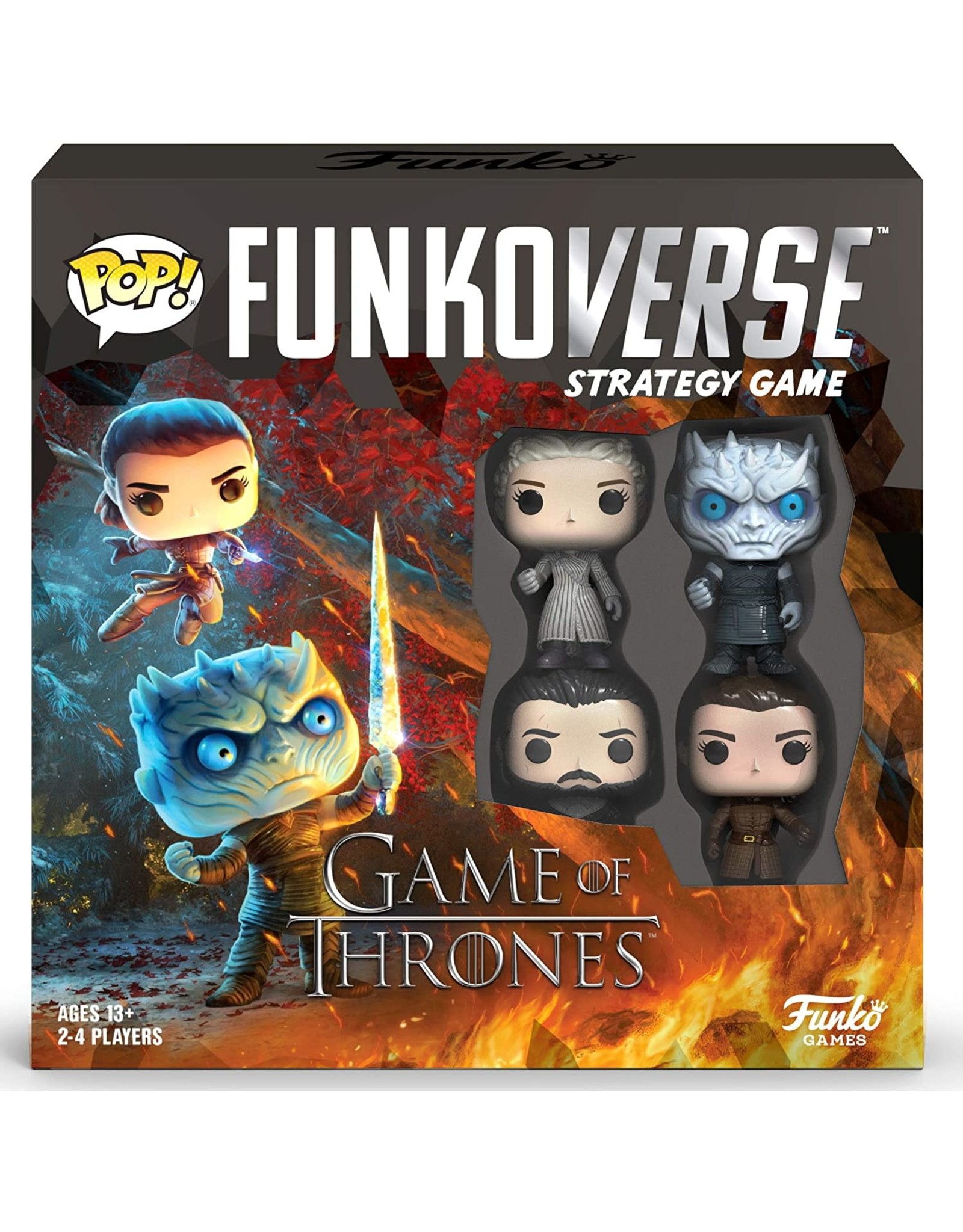 FUNKO POP! FUNKOVERSE STRATEGY GAME - GAME OF THRONES 100