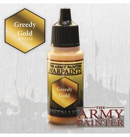 THE ARMY PAINTER ARMY PAINTER WARPAINTS GREEDY GOLD
