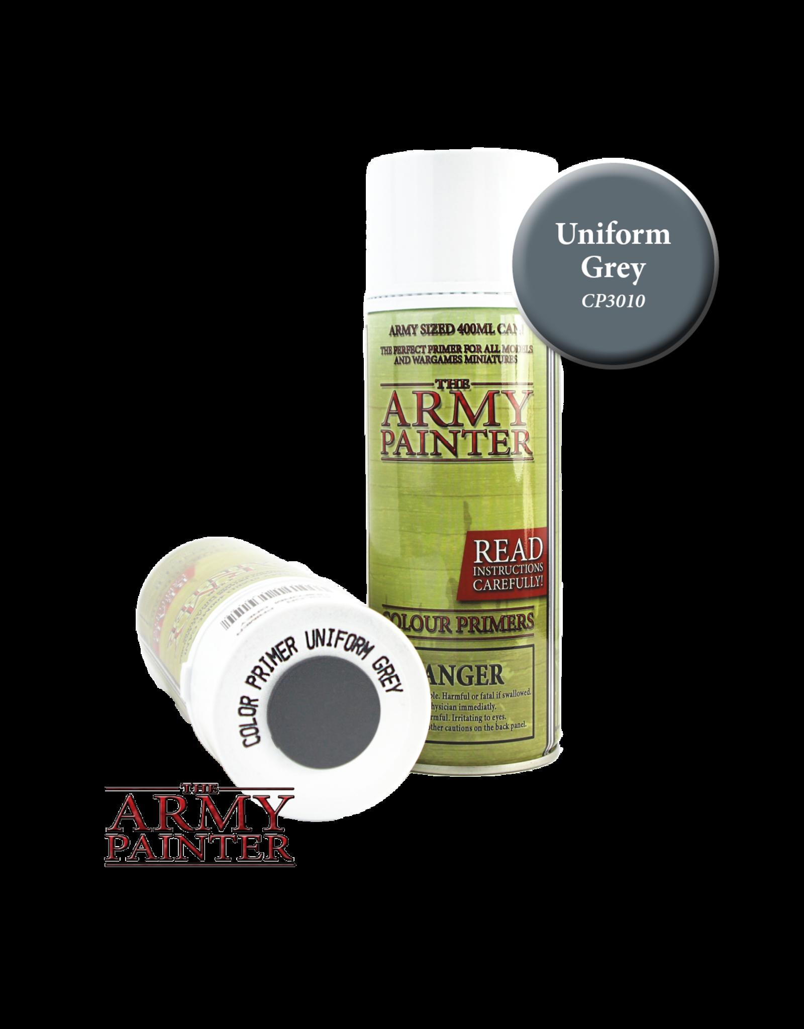 THE ARMY PAINTER ARMY PAINTER COLOR PRIMER UNIFORM GREY