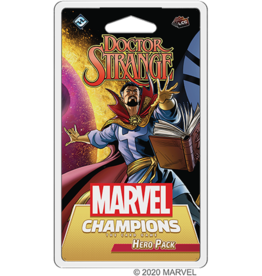 FANTASY FLIGHT GAMES MARVEL CHAMPIONS LCG: DR STRANGE HERO PACK