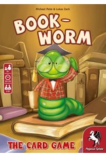 BOOKWORM THE CARD GAME