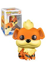 FUNKO POP POKEMON GROWLITHE VINYL FIG