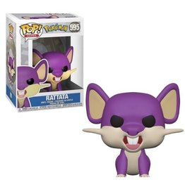 FUNKO POP POKEMON RATTATA VINYL FIG