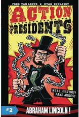 ACTION PRESIDENTS COLOR SC GN VOL 02 ABRAHAM LINCOLN