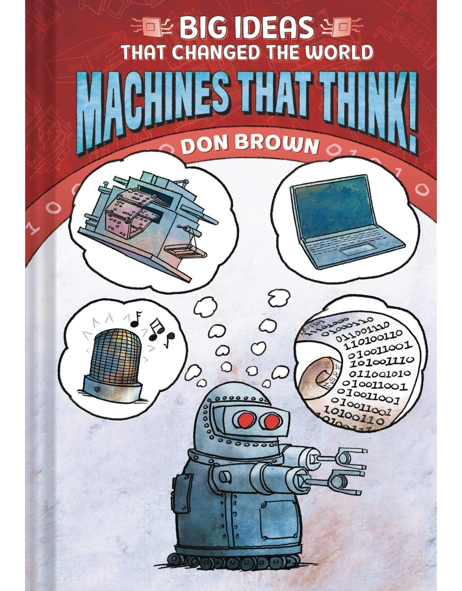 AMULET BOOKS BIG IDEAS THAT CHANGED WORLD MACHINES THAT THINK GN