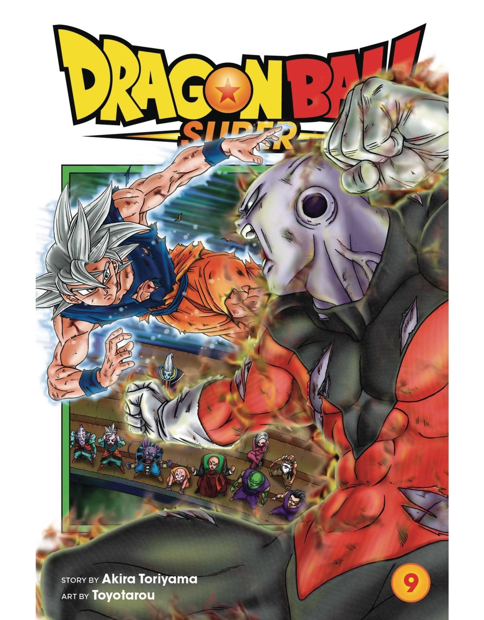 VIZ MEDIA LLC DRAGON BALL SUPER GN VOL 09