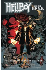 DARK HORSE COMICS HELLBOY AND THE BPRD BEAST OF VARGU & OTHERS TP