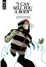 IDW PUBLISHING I CAN SELL YOU A BODY #4 (OF 4) CVR A KAMBADAIS