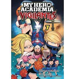 VIZ MEDIA LLC MY HERO ACADEMIA VIGILANTES GN VOL 07